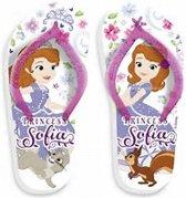 Slippers van Prinses Sofia maat 31-32