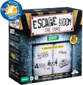 Identity Games Escape Room The Game Gezelschapsspel