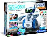 Clementoni - Cyber Talk Robot - Sprekende Cyber Robot - Programmeerbaar - Educatief  - STEM