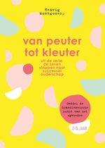 Boek cover De zeven stappen naar succesvol ouderschap - Van peuter tot kleuter van Hedvig Montgomery (Hardcover)