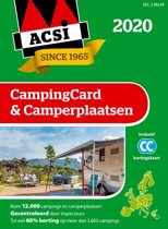 ACSI Campinggids - CampingCard & Camperplaatsen 2020