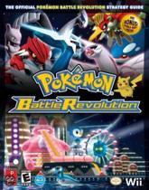 SG Pokemon Battle Revolution (ENG) Strategy Guides Futurepress