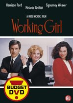DVD cover van Working Girl