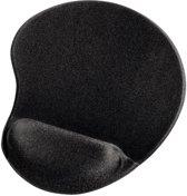 Hama 54777 Ergonomische Mini Muismat - Zwart
