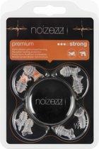 NOIZEZZ Premium motor oordopjes – MOTOR & KLUSSEN - incl. 4 maten en bewaarblikje