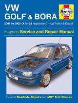 VW Golf & Bora