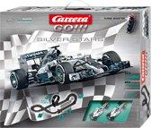 Carrera GO!!! Silver Stars - Racebaan