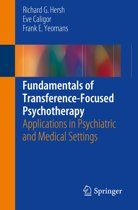 Fundamentals of Transference-Focused Psychotherapy