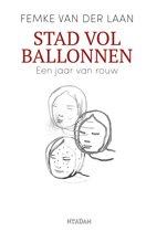 Boekomslag van 'Stad vol ballonnen'