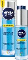 NIVEA MEN Active Energy Morning Fix Face Gezichtsgel - 50 ml