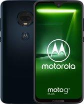 Motorola Moto G7 Plus - 64GB - Deep Indigo (blauw)