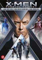 X-MEN Prequel Trilogy (4 t/m 6)