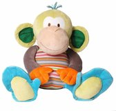Happy Horse Knuffelaap Big Monkey Mo 60 cm