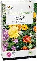 Bloemenmix voor bijen (LAAG) - 15 m² - set van 2 stuks