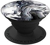 PopSockets Ghost Marble Auto, Binnen, Buiten Passieve houder Zwart, Multi kleuren