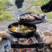 Lodge Cook-It-All Gietijzeren allround pan