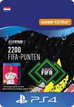 FIFA 20: Ultimate Team (FUT) - 2200 Points - PS4 download - Niet beschikbaar in BE