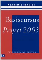 Basiscursus Project 2003