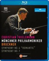 Thielemann Bruckner Symfonie 4 & 7,