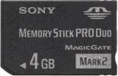 Sony PlayStation Memory Stick - 4 GB
