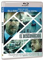 El Desconocido  [DVD+Blu-ray] (Import)