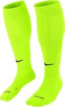 Nike Classic II Cushion  Sportsokken - Maat 46 - Unisex - geel/zwart