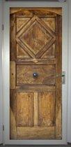 Deurposter 'Deur 11' - deursticker 75x195 cm - RECHTS