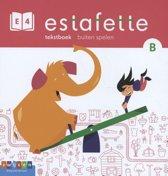 Estafette Buiten spelen B E4 Tekstboek
