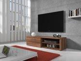 Meubella - TV-meubel Bash - Eiken - 120 cm