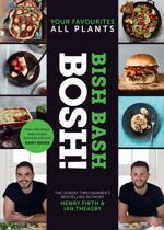 Boek cover BISH BASH BOSH! van Henry Firth (Hardcover)