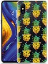 Xiaomi Mi Mix 3 Hoesje Pineapple
