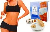 Smart Tone - Anti Cellulitis massage apparaat 4 opzetstukken (incl magnetische therapieset)