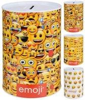 Emoji Spaarpot Blik - Emoticon