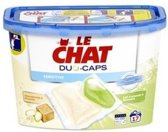 Le Chat Sensitive Duo-Caps - 17 wasbeurten - wasmiddel