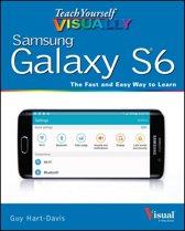 Teach Yourself VISUALLY Samsung Galaxy S6