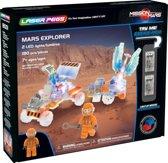 Laser Pegs Mars Mission Explorer - Constructiespeelgoed