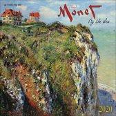 Claude Monet By the Sea Kalender 2020