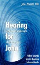 Hearing for John