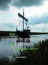 Groninger historische reeks 39 - Een economische geschiedenis van Groningen