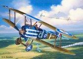 Revell Sopwith F.1 CAMEL 1:28 Montagekit Vliegtuig met vaste vleugels