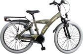 Bike Fun Camouflage - Kinderfiets - Jongens - Legergroen - 20 Inch