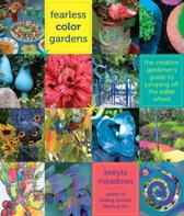 Download ebook Fearless Color Gardens the cheapest