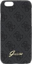 Guess for Men 4G Back Case Apple iPhone 6(S) Plus (5,5 inch) - Grey