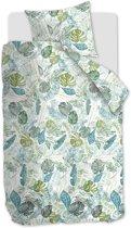 Beddinghouse Rainforest - Dekbedovertrek - Eenpersoons - 140x200/220 cm - Groen