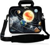 Laptoptas 17,3 inch sterrenstelsel - Sleevy