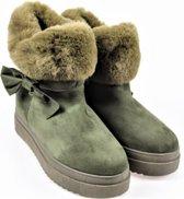 Nieuwe-schoenen Vrouwen Enkellaarzen