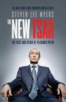 Boek cover New tsar van Steven Lee Myers (Paperback)