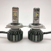 LED Koplamp H4 Hi/Lo Set, 70W, 6200K (7200 Lumen)