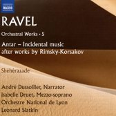 Antar - Incidental Music