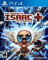 The Binding of Isaac: Afterbirth + (#) /PS4